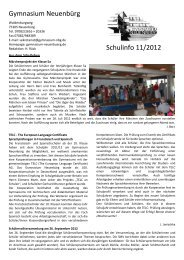 November (1 MB) - Gymnasium Neuenbürg