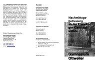 GymOttweiler_FGTS 2011-2012 - GO Gymnasium Ottweiler