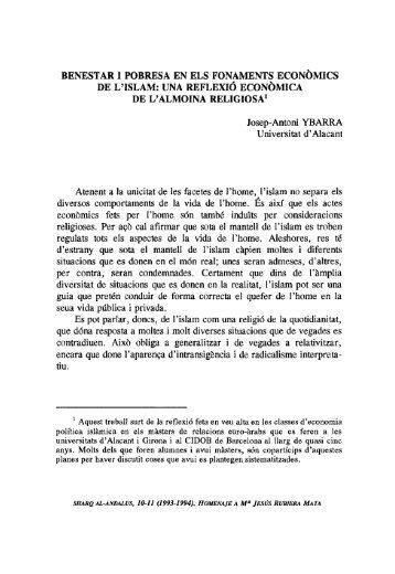 Sharq Al-Andalus - Nº 10-11, Año 1993-1994 - RUA