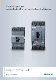Disjuntores em caixa moldada - Eletrostar Elétrica Comercial