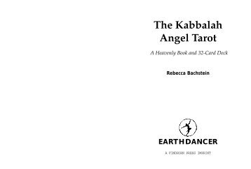 The Kabbalah Angel Tarot - Earthdancer Books
