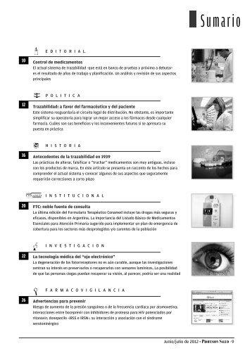 haga click para descargar la revista en .pdf - Conamed