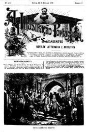 A Ilustração Portuguesa : semanário : revista literária e artística, 2º ...