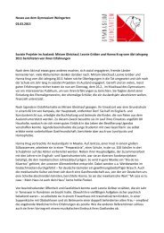 2013_02_26_abiturienten berichten.pdf - Gymnasium Weingarten