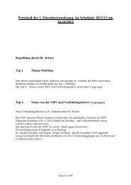 Elternbeiratssitzung Protokoll vom 24.10.2012.pdf - Gymnasium ...