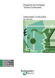 Programa de Formação Técnica Continuada - Schneider Electric