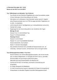 Elternbrief Nr. 4 Schuljahr 2011-12.pdf - Gymnasium Weingarten