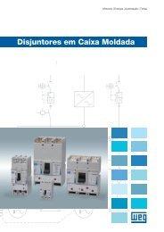 Disjuntores em Caixa Moldada DW975 - Comtrel