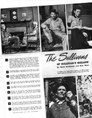 Despite all the shooting, you can live happily and long in Sullivan's ...
