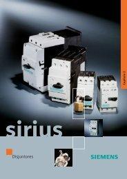 8-Disjuntores Sirius 3RV.pdf 1.476Kb - Tecnodrive