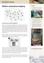 Effektiv netværksovervågning - Connect Partner A/S