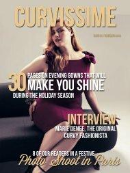 Curvissime - november issue english 2