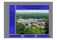 Powerpointpräsentation - Gymnasium zu St. Katharinen Oppenheim