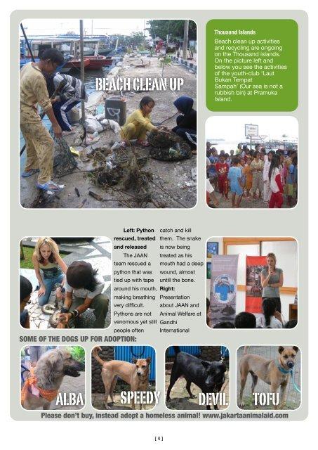 JAAN NEWS 2012 JAN FEB MARCH - Jakarta Animal Aid Network