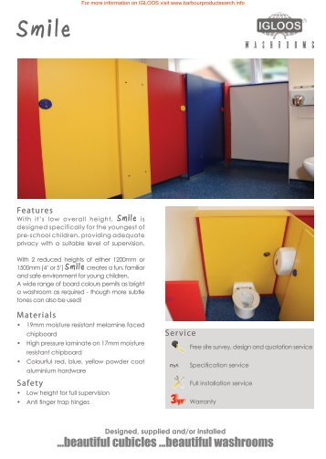 Smile Nursery Cubicle System - BD Online Product Search