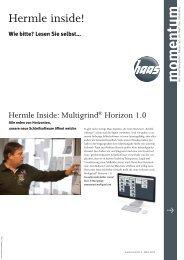 momentum Nr. 5 - HAAS Schleifmaschinen GmbH