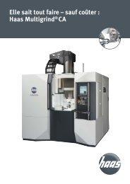 Multigrind - HAAS Schleifmaschinen GmbH