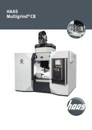 HAAS Multigrind®CB - HAAS Schleifmaschinen GmbH