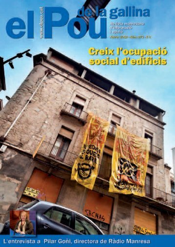 Febrer 2012 - 273:Maig 2009 - 242 v1.qxd.qxd - El Pou de la Gallina