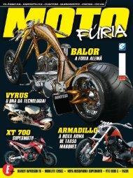 clusividade ao Brasil através das páginas de Moto Fúria! Saiba  ...