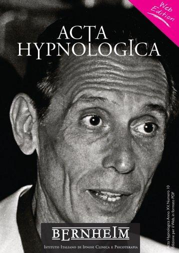Istituto Italiano di Ipnosi Clinica e Psicoterapia