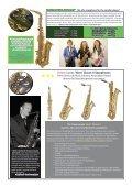 Saxophone Newsletter 2012 - Trevor James saxophones - Page 3