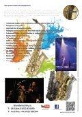 Saxophone Newsletter 2012 - Trevor James saxophones - Page 4