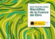 Macrófitos de la Cuenca del Ebro