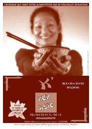 Kerasie Votre Traiteur Asiatique à Locminé
