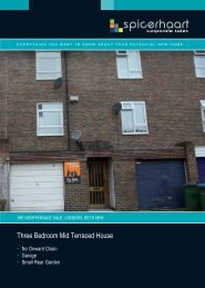 Three Bedroom Mid Terraced House - Home Passport
