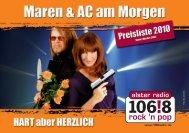 alster Preisliste web - Alster Radio