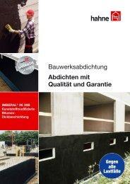 imberal® 2k 20b - Heinrich Hahne GmbH & Co. KG