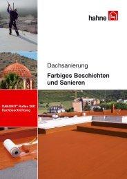 Prosp Dakorit Ruflex.indd - Heinrich Hahne GmbH & Co. KG