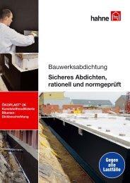 ökoplast® 2k - Heinrich Hahne GmbH & Co. KG