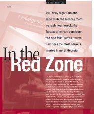Red Zone - Woodruff Health Sciences Center
