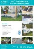 Produktflyer Palisaden - Hahn Kunststoffe GmbH - Seite 2