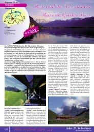 Bern und die Faszination Eiger, Mönch, Jungfrau