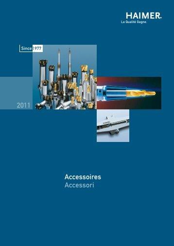 Accessoires Accessori 2011