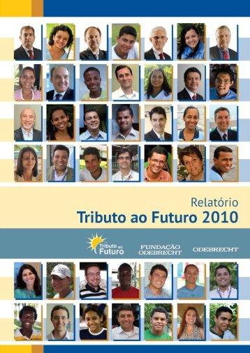 Resultados 2010.pdf - Tributo ao Futuro