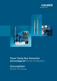Power Clamp New Generation Schrumpfgerät/Shrink Fit Machine ...