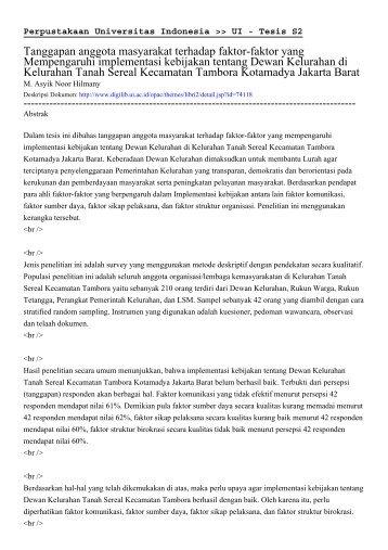 pengungkapan informasi sosial dan faktor faktor yang Anggraini, fr reni retno (2006), pengungkapan informasi sosial dan faktor-faktor yang mempengaruhi pengungkapan informasi sosial dalam laporan keuangan tahunan (studi empiris pada perusahaan-perusahaan yang terdaftar di bursa efek jakarta), simposium nasional akuntansi 9.