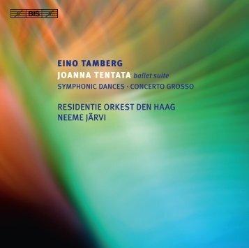 EINO TAMBERG JOANNA TENTATA ballet suite ... - eClassical