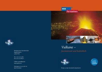 Vulkane – faszinierend und bedrohlich - WDR.de