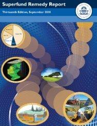 Superfund Remedy Report, 13th Edition - US Environmental ...