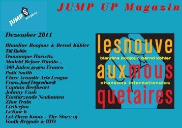 Blandine Bonjour & Bernd Köhler: Les nouveaux ... - Jump Up