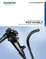 PCF-H190L/I - Olympus America