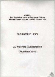 AWM52, 8/5/2/23 - Australian War Memorial