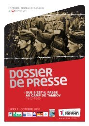 Dossier de presse - Exposition