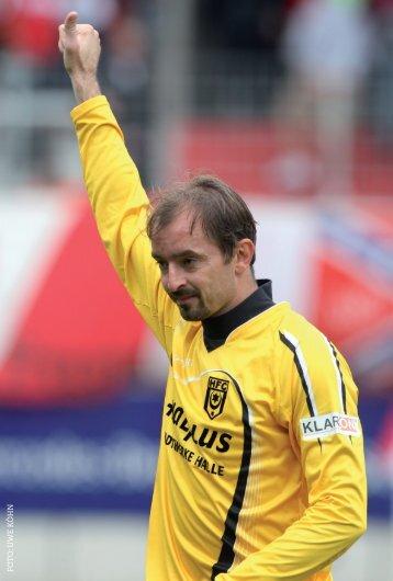 Autogrammkarte Darko Horvat - Saison 2012/2013 - Hallescher ...