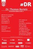 Autogrammkarte Dr. Thomas Bartels - Saison 2012/2013 - Seite 2